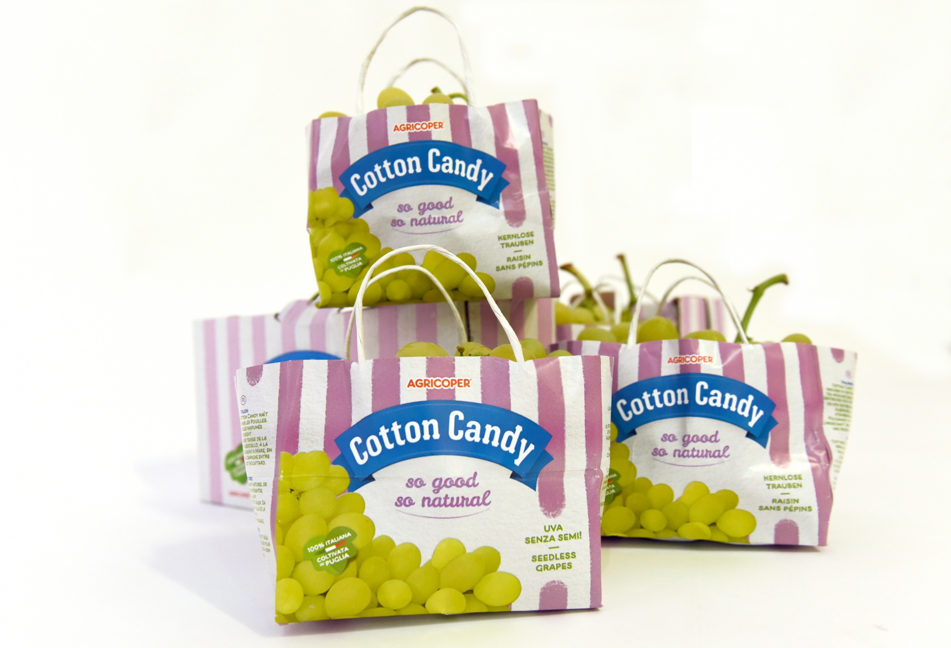 Carry Bags - Cotton Candy®
